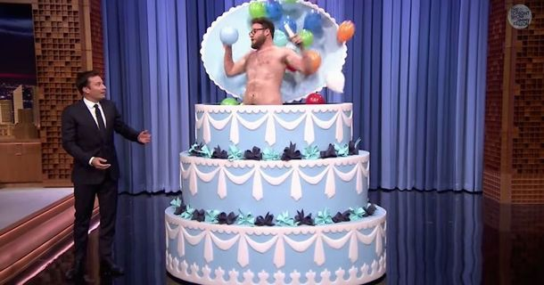Happy Birthday, Jimmy Fallon
